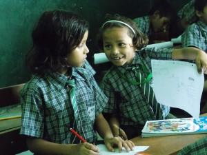 Heeals drawing KMP School 4