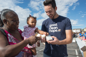Soapbox Soaps Giving Campaign